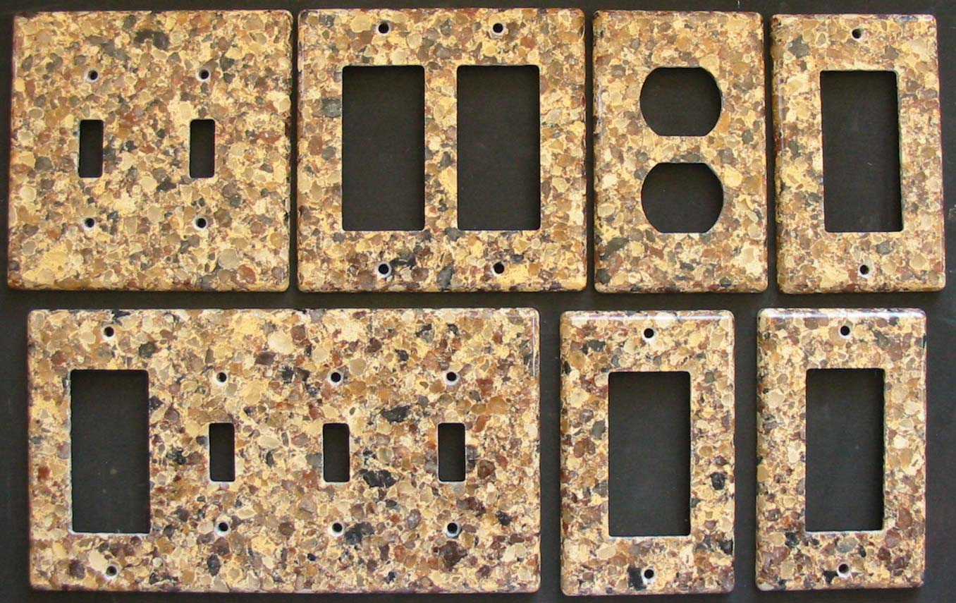 Where To Buy Switch Plate Covers Quartz Switchplates Switch Plate And Outlet Covers