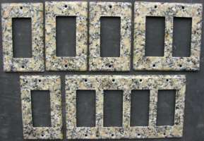 Toggle Switch Cover >> Photo gallery of custom granite travertine marble stone ...