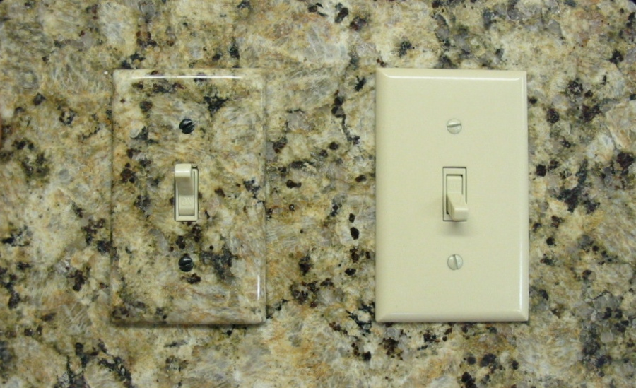 Decorative Ceramic Receptacle /& Switch Plates Covers
