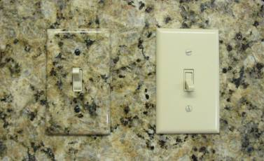 Ceramic granite marble travertine slate switch plate covers cover plates