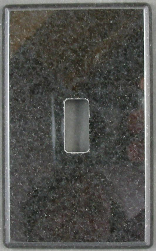 Stone Switch Plates Can Be Made From Any Stone