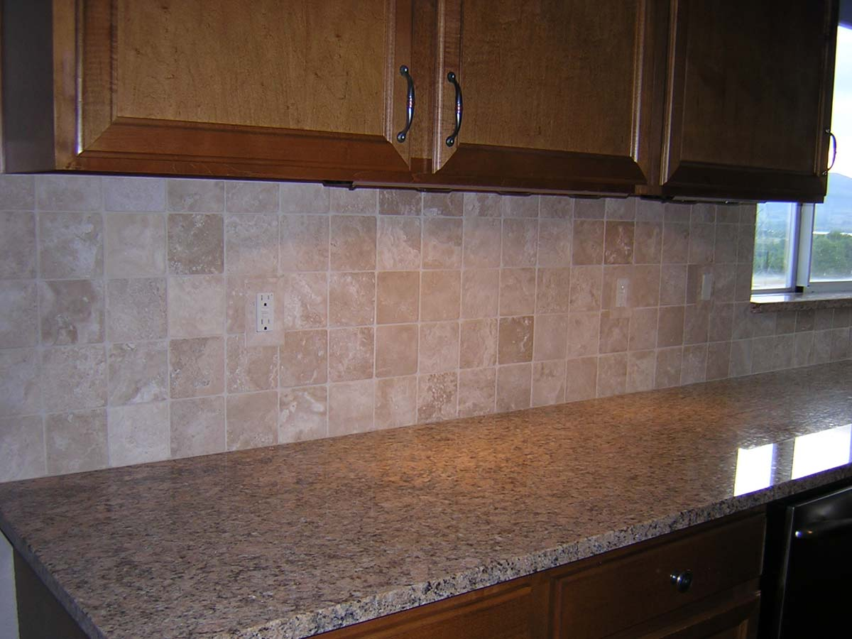 Charmant Tiled In Durango Travertine Switch Cover Outlet Plates ...