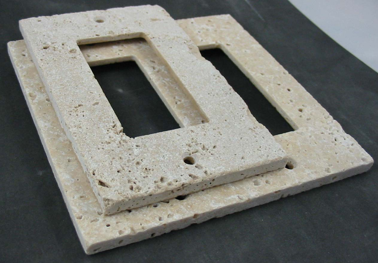 Outlet Switch Covers Travertine Switch Plates Switchplates And Outlet Covers